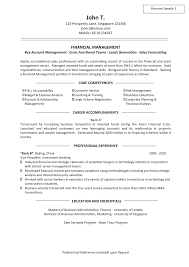 A Sample Resume Resume Search Singapore Resume For Your Job Application