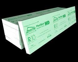 radiant floor heating using plastispan hd insulation plasti fab