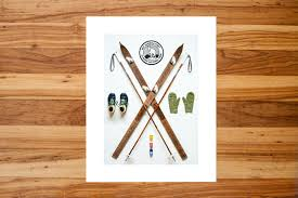 field guide designs modern art prints from the montana wilderness shop the most popular styles