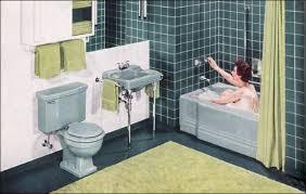 Mid Century Modern Bathroom 1955 American Standard Bathroom Mid Century Modern Style Retro