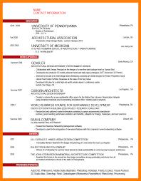 Resume For Architecture Student Resume U2014 Adam Rak Design Portfolio Architecture Design