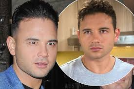 sean coronation street hair tansplant ryan thomas dumped from bear grylls mission survive show over