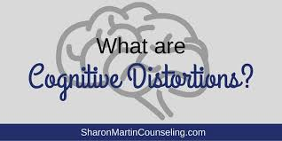what are cognitive distortions sharon martin counseling