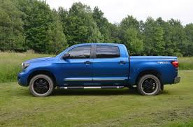 2007 toyota tundra 4 door purchase used 2007 toyota tundra sr5 trd leather crewmax cab