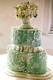 Wedding Cake Green Modern Victorian Wedding Cake Designs