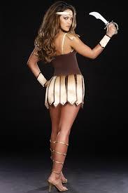 trojan halloween costume remember the trojans warrior womens costume 276540