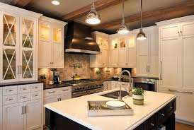 Ksi Kitchen Cabinets by Dura Supreme Cabinets For A Transitional Kitchen With A Gray Walls