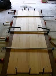 table top glue up gluing up the top tom hton