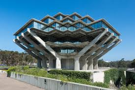 13 instagrams that prove concrete is cool curbed geisel library on the university of california san diego campus designed by william periera nagel photography shutterstock