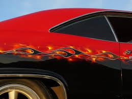custom flames on cars flame paint jobs on cars cars