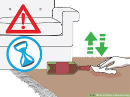 How To Clean The Rug 3 Ways To Clean A Viscose Rug Wikihow