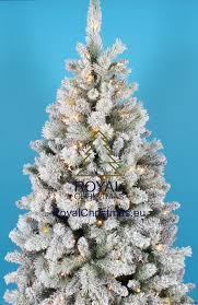 sapin de noel artificiel plus vrai que nature clinton pp pvc warm led del sapin de noël artificiel neige
