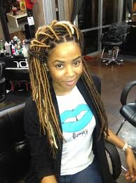 faux dreads with marley hair new hair faux marley loc extensions mckenzie renae