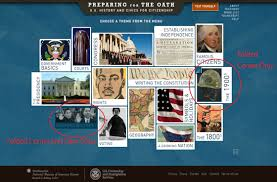 si e du s at frequently asked questions preparing for the oath u s history
