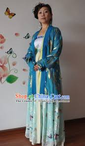 Chinese Halloween Costume Chinese Ancient Female Poet Halloween Costume Hair Jewelry