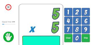 multiplication math fact challenger math games at math fact games