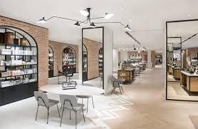 store interior design le bon marché parisian department store selective retailing u2013 lvmh