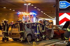Jugendfeuerwehr Wiesbaden112 De Sieben Verletzte Bei Schwerem Verkehrsunfall U2013 Großübung Im