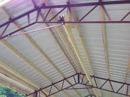 Barn Truss Steel Trusses Construction Ebay