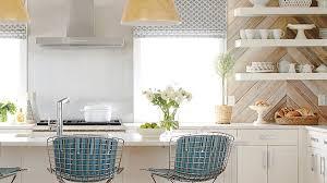 Wood Backsplash Kitchen 20 Coastal Design Trends That Will Never Go Out Of Style Coastal