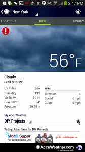 accuweather android app accuweather for android android apps reviews news tips
