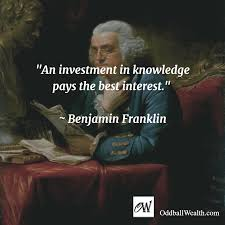 quote about personal knowledge 35 inspirational quotes about wealth money and life