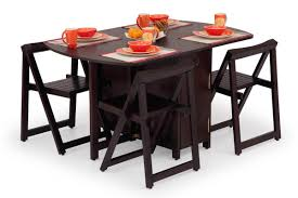 Dining Folding Chairs 57 Foldable Dining Table Set Choose A Folding Dining Table For A