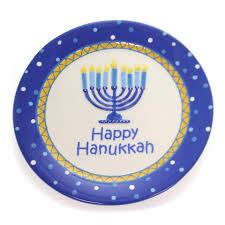 hanukkah plates hanukkah sbkgifts