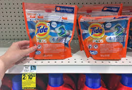 tide pods or gain flings only 2 50 at rite aid the krazy
