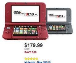 amazon black friday 3ds xl nintendo new 3ds xl deal at best buy black friday sale