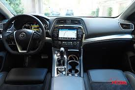 nissan sentra 2018 interior 2016 nissan maxima sr penalized for unsportscar like conduct
