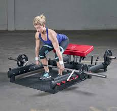 the glute builder multifunctional glute bench