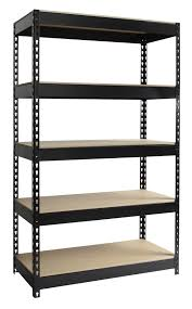 riveted shelving 3800 lb series hirsh industries