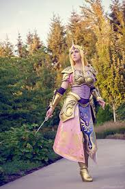 Princess Zelda Halloween Costume Princess Zelda Hyrule Warriors Cosplay