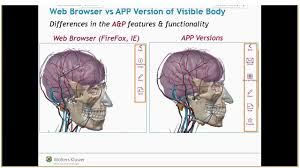 App For Anatomy And Physiology Ovid Visible Body Human Anatomy Atlas And Visible Body Anatomy