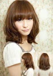 korean shoulder length hairstyles 2017