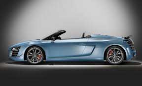 sports car audi r8 audi prices 2012 r8 gt spyder from 213 350 it the most