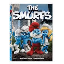 smurfs dvd video target