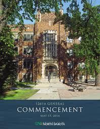 2016 spring commencement program by minnesota state university