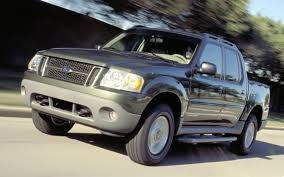 2000 2010 ford explorer sport trac timeline truck trend