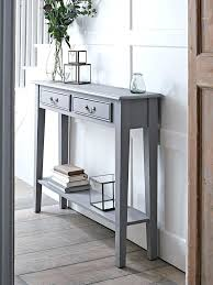 Gumtree Console Table Hallway Console Table Furniture Solid Oak Gumtree Large With
