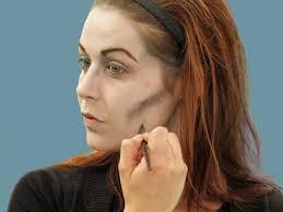 halloween zombie bride makeup zombie makeup pictures mugeek vidalondon