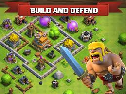 clash of clans mod apk 7 65 5 unlimited elixer gold gems