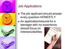 teen living practice job readiness skills u0026 ppt download