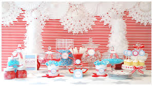 Christmas Table Decorations Blue And White by Sweet Treats Dessert Table Dessert Table Aqua Color Palette And