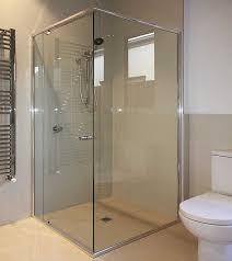 frameless glass doors melbourne semi frameless shower screen geelong splashbacks mode