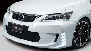 lexus ct200 2012 wald international tunes the lexus ct200h