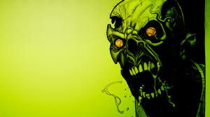 green halloween background zombie wallpapers best wallpapers 3d wallpapers pinterest