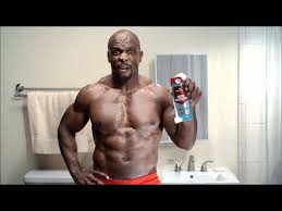 Terry Crews Old Spice Meme - a compilation of terry crews old spice commercials smell like a