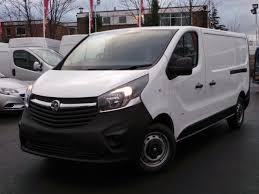 nearly new and used vauxhall vivaro vans